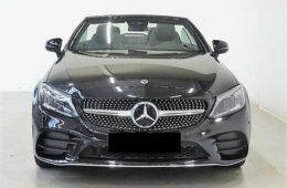Mercedes-Benz C 220d 4M AMG line int/ext 194 CV (2019) 44.300€