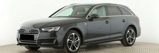 Audi A4 Avant 2.0 TDI S tronic S line 190 CV (2018) 34.800€
