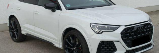 Audi RSQ3 Spb quattro 400 CV (2020) 73.000€