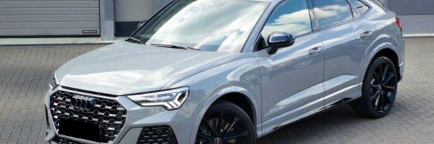 Audi RSQ3 Spb 400 CV (2020) 73.800€