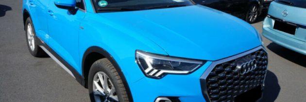 Audi Q3 Spb 35 TDI S tronic S line 150 CV (2019) 44.500€