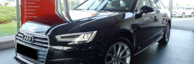 Audi A4 Avant 2.0 TDI S tronic S line 150 CV (2018) 31.000€