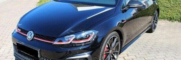 Vw Golf VII GTI TCR DSG 290 CV (2019) 36.500€