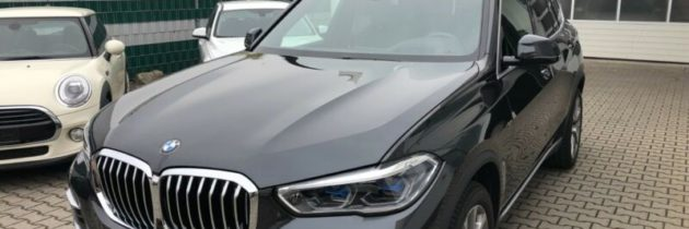 Bmw X5 xDrive30d xline 265 CV (2019) 70.000€