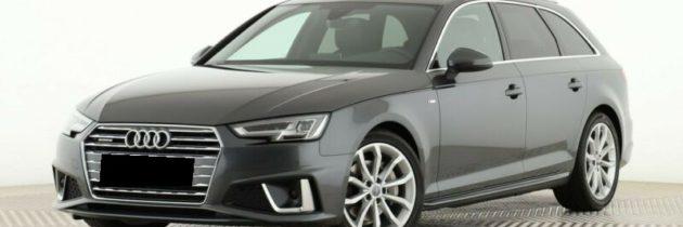 Audi A4 Avant 40 TDI qu. S tr S line int/ext 190 CV (2019) 44.800€