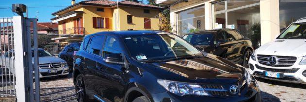 Toyota RAV4 2.0 D-4D 2WD Style 124 CV (2014) 14.900€