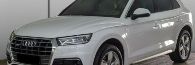 Audi Q5 40 TDI quattro S tronic S line 190 CV (2019) 43.000€