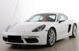 Porsche Cayman 718 Aut. 299 CV (2017) 53.900€