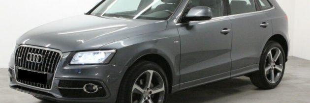 Audi Q5 2.0 TDI quattro S tronic S line 190 CV (2017) 34.500€