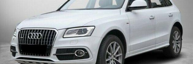Audi Q5 2.0 TDI qu. S tronic S line 190 CV (2016) 32.800€