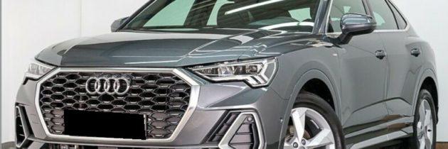 Audi Q3 Spb 35 TDI S tronic S line 150 CV (2020) 50.000€