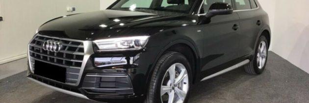 Audi Q5 2.0 TDI quattro S tronic S line 163 CV (2017) 37.200€