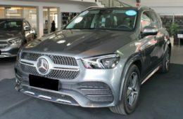 Mercedes-Benz GLE 350 de 4MATIC AMG line EQ Power (2020) 88.500€