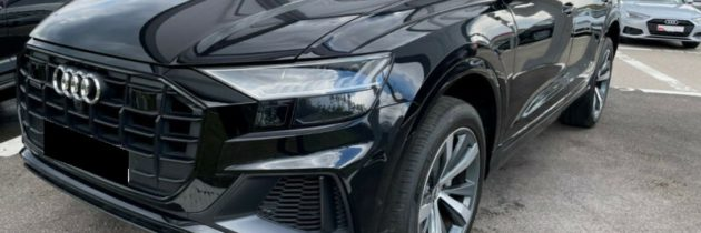 Audi Q8 50 TDI quattro S line int/ext 286 CV (2019) 88.000€