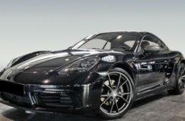 Porsche Cayman 718 T (2020) 74.000€