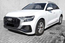 Audi Q8 50 TDI quattro S line int/ext 286 CV (2019) 85.000€