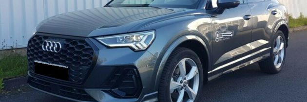 Audi Q3 Spb 35 TFSI S line S tronic 150 CV (2020) 51.500€