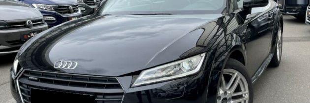 Audi TT Coupé 2.0 TFSI quattro S tronic S line 230 CV (2017) 35.800€
