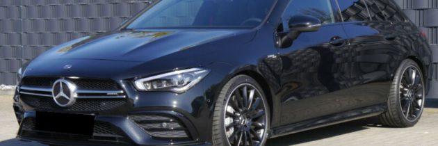 Mercedes-Benz CLA 35 AMG SB 306CV (2020) 55.500€