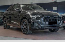 Audi Q8 50 TDI quattro 2x S line 286 CV (2020) 81.000€