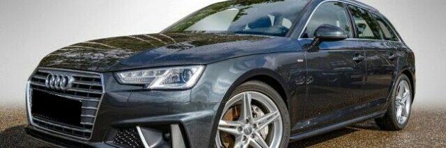 Audi A4 Avant 40 TDI S tronic S line int/ext 190 CV (2019) 35.000€