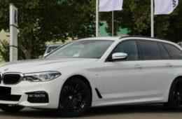 Bmw 520d Touring M Sport 190 CV (2018) 39.200€