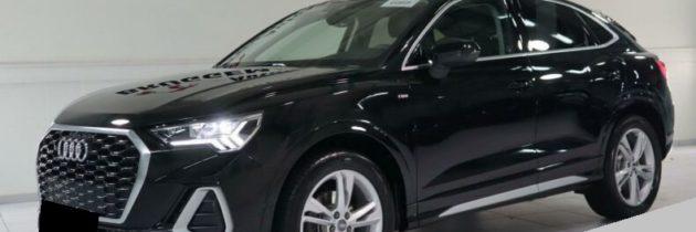 Audi Q3 Spb 35 TFSI S tronic S line 150 CV (2020) 45.500€