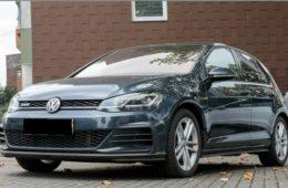 Vw Golf VII 2.0 TDI GTD DSG 184 CV (2019) 32.000€