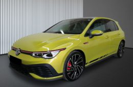 Vw Golf VIII GTI DSG ClubSport 300 CV (2021) 52.500€