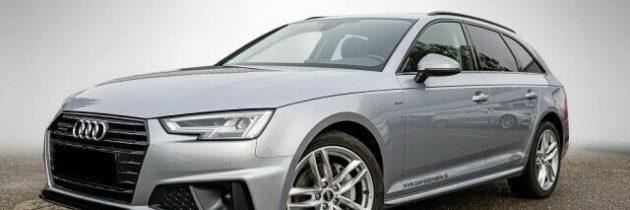 Audi A4 Avant 40 TDI qu. S tronic Sport S line 190 CV (2019) 41.200€