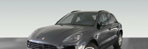 Porsche Macan S 354 CV – Panorama – ACC – Telecamera (2019) 78.500€