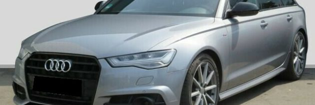 Audi A6 Avant 2.0 TDI S tronic S line int/ext 190 CV (2018) 35.500€
