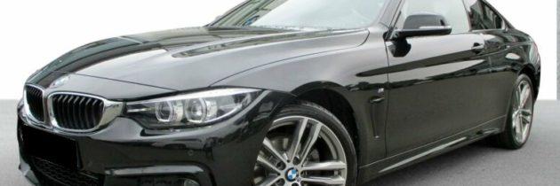 Bmw 420d xDrive M Sport 190 CV (2018) 39.800€