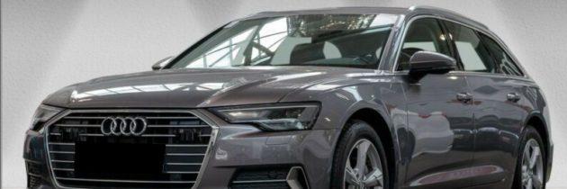 Audi A6 Avant 40 TDI Sport 204 CV (2019) 43.800€