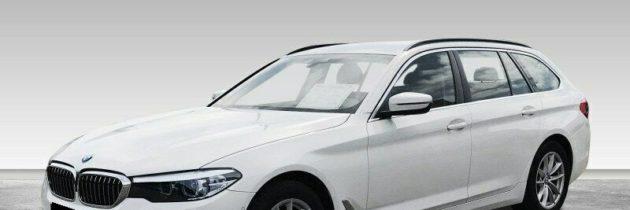 Bmw 520d Touring 190 CV (2018) 31.700€