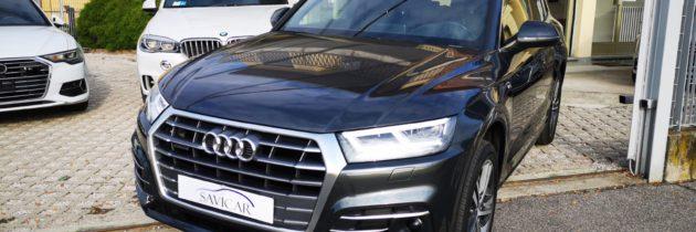 Audi Q5 40 TDI quattro S tronic 3x S line 190 CV (2019) 47.000