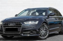 Audi A6 Avant 2.0 TDI S tronic S line esterno 190 CV (2018) 38.800€