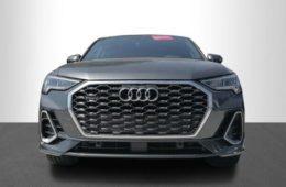 Audi Q3 Sportback S-Line TDI quattro S-Tronic 190 CV (2021) 53.800€