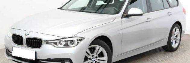 BMW 320d Touring Sport Line 190 CV (2019) 30.800€