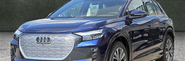 Audi Q4 e-tron Advanced 40 150 kW (2021) 57.300€