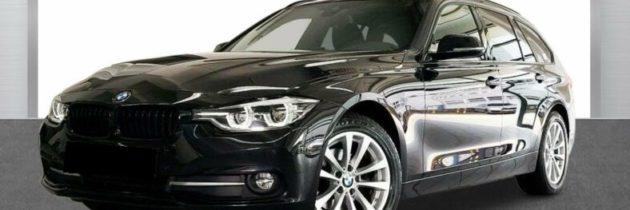 BMW 320d xDrive Touring Sport Line 190 CV (2018) 33.000€
