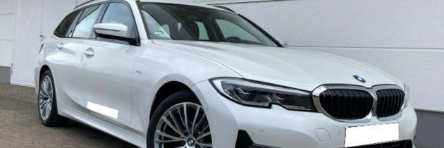 BMW 320d Touring Sport Line 190 CV (2019) 43.400€