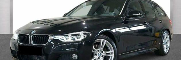 BMW 320d Touring M Sport 190 CV (2018) 31.000€