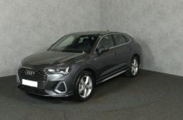 Audi Q3 Sportback S-Line Quattro 190 CV (2020) 55.000€