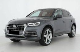 Audi Q5 40TDI Quattro S Tronic S-Line Panorama 190 CV (2020) 59.900€